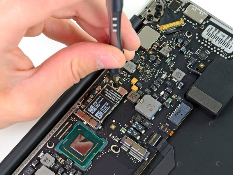 Профессиональный ремонт ноутбуков в Новосибирске
